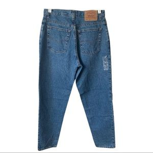 Levi's Jeans - Levi's 505 Relaxed Fit Tapered Leg Jeans 12 Misses
